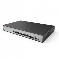IgniteNet - FNS-POE-10-US - IgniteNet FusionSwitch PoE 10-Port L2 Gigabit Ethernet Access / Aggregation Switch with 2 1G Uplinks