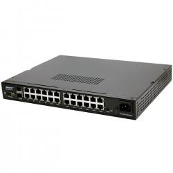 Netonix - WS-26-400-AC - 26 Port 400 Watt AC POE Switch
