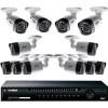 Lorex / Strategic Vista - LHV22162TC12 - 1080p High Def. HD DVR Video System