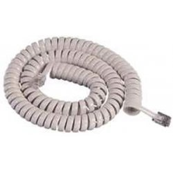 Cablesys - 1200IV - GCHA444012-FIV / 12' IVORY Handset Cord