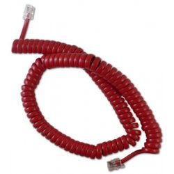 Cablesys - 1200RD - GCHA444012-FCR / 12' RED Handset Cord