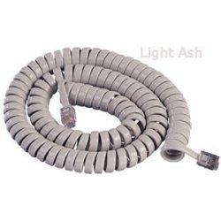 Cablesys - 2500LA - GCHA444025-FLA / 25' LT Ash Handset Cord