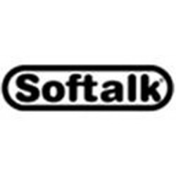 Softalk Communications - 308M - Mini Softalk Shoulder Rest White
