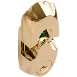 Actuator Systems - NBDB-4PBSM - NextBolt Secure Mount - Polished Brass