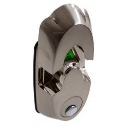 Actuator Systems - NBDB-4SNSM - NextBolt Secure Mount - Satin Nickel