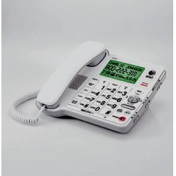 AT&T / Vtech - CL4939 - AT&T CL4939 Corded Phone - 1 x Phone Line(s)