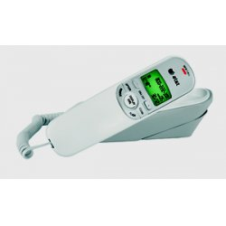 AT&T / VTech - ATT-TR1909 - Trimline with CID/CW in White