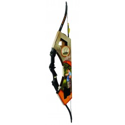 Bear Archery - BA-AYS5400RB2 - Lil' Brave 2 Bow Set