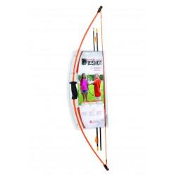Bear Archery - BA-AYS6200TR - 1st Shot Bow Set Flo Orange