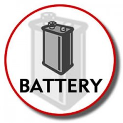 Dantona - BATT-930 - Battery model 930 730631 replacement