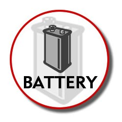 Dantona - BATT9200 - Battery for EXP9100/9200