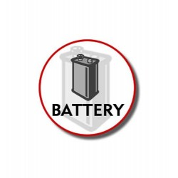Dantona - BATT-TCA285 - Battery for KX-TCA285, TCA385, UDT131