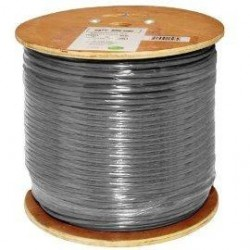 Other - CAT61000IW8-GY - Cat6 Cmr Gray 300-789gy 1000ft