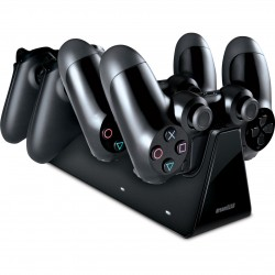 dreamGEAR / iSound - DG-DGPS4-6417 - PS4 Charge Station 2+2