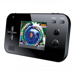dreamGEAR / iSound - DG-DGUN-2573 - My Arcade Portable w/220 Games Black