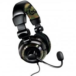 dreamGEAR / iSound - DGUN-2574 - dreamGEAR(R) DGUN-2574 Universal Elite Wired Headset (Camo)