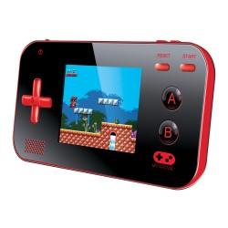 dreamGEAR / iSound - DG-DGUN-2889 - My Arcade Portable w/220 Games Red/Black