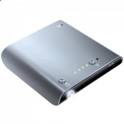 dreamGEAR / iSound - DG-ISOUND-4701 - ONGO 4000MAH Battery - Bk/Sil