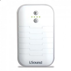 ISOUND - DG-ISOUND-6272 - 5200MAH Battery w/built in cables Wh/Sil