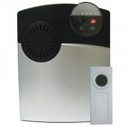 Dakota Alert - DC-1000 - Dakota Alert Wireless Door Chime, 16 tunes