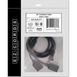 Ezcords - KX-RJ5171 - EXTN1-2 NS700 Translation Cable