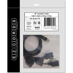 Ezcords - KX-RJ5179 - DHLC4 NS700 NS700 Translation Cable