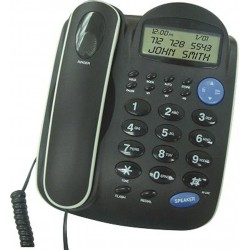 Future-Call - 2646 - 40dB Amplified Phone with Speakerphone