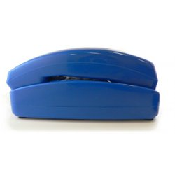 Golden Eagle - GOLD-GE-5303-BL - Golden Eagle GOLD-GE-5303-BL Standard Phone - Dark Blue - Corded - 1 x Phone Line