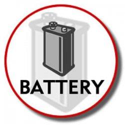 Panasonic - HHR-P104A - Panasonic Nickel Metal hydride Rechargeable Battery - Nickel-Metal Hydride (NiMH)