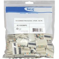 ICC - IC110CB5PC - 110 Connecting Block, 5-Pair, 100 PK