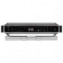 iLive - ILIVE-IKTD1037S - Under the Cabinet TV/AM/FM/Bluetooth/CD