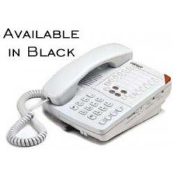 Cortelco - 2205-BK - 220500-VBA-27S Colleague 2-Line - Black