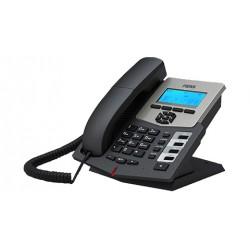 Cortelco - C56P - Cortelco C56P IP Phone - Cable - VoIP - Caller ID - Speakerphone - 2 x Network (RJ-45) - PoE Ports
