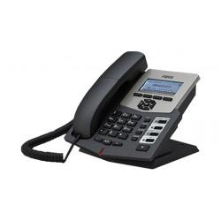 Cortelco - C58P - Cortelco C58P IP Phone - Cable - 2 x Total Line - VoIP - Caller ID - Speakerphone - 2 x Network (RJ-45) - PoE Ports
