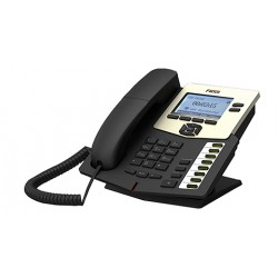 Cortelco - C60 - Cortelco C60 IP Phone - Cable - 2 x Total Line - VoIP - Caller ID - Speakerphone - 2 x Network (RJ-45) - PoE Ports