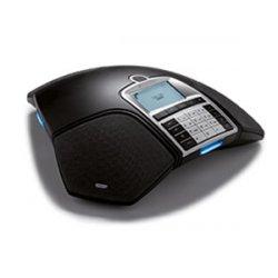 Konftel - 910101065 - Konftel 250 Conference Phone - Charcoal Black - Corded - 1 x Phone Line