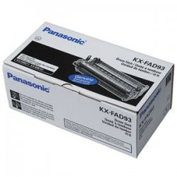 Panasonic - KX-FAD93 - Panasonic Drum Unit For KX-MB271 and KX-MB781 Multifunction Printers - 1 Pack