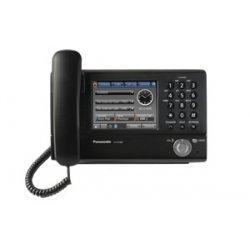 Panasonic - KX-NT400 - Panasonic KX-NT400 IP Phone - Cable - Wall Mountable - Black - 1 x Total Line - VoIP - Caller ID - Speakerphone - 2 x Network (RJ-45) - USB - PoE Ports - Color