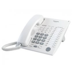 Panasonic - KX-T7720 - Panasonic KX-T7720 Corded Telephone - 1 x Phone Line(s)