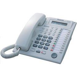 Panasonic - KX-T7731 - Panasonic KX-T7731 Corded Telephone - 24 x Phone Line(s) - 1 x Headset