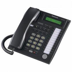 Panasonic - KX-T7731-B - 24 Button Speakerphone w/ LCD Black