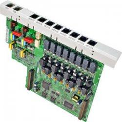 Panasonic - KX-TA82481 - Panasonic KX-TA82481 PBX Circuit Card - 2 x Phone Line (RJ-11)