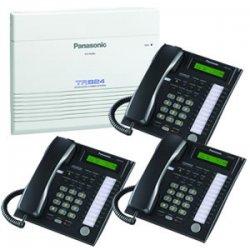 Panasonic - KX-TA824PK - Panasonic KX-TA824PK Standard Phone
