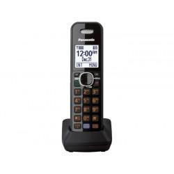 Panasonic - KX-TGA680B - Panasonic DECT 6.0 Plus Accessory Handset - Cordless - 1.8 Screen Size - Black