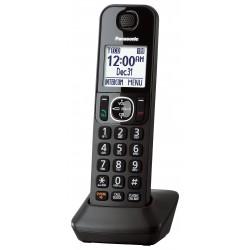 Panasonic - KX-TGFA30B - Panasonic KX-TGFA30 Handset - Cordless - Black