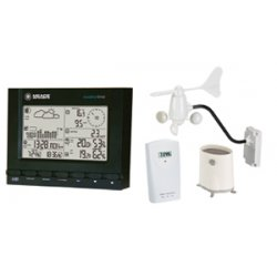 Meade Instruments - TE827W - Weather Station with Indoor/Outdoor Temp