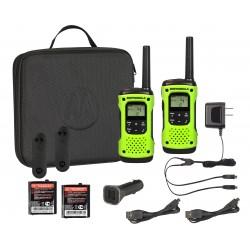 Motorola - T605 - Motorola T605 Wireless Bluetooth Car Hands-free Kit