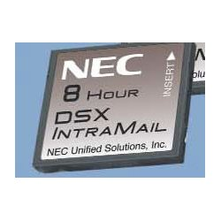 NEC - 1091011 - DSX IntraMail 4 Port 8 Hour VoiceMail
