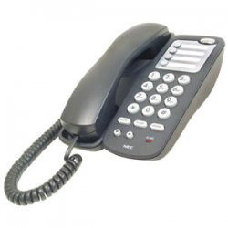 NEC - 780034 - BE110936 Single-line phone Black