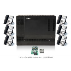NEC - 1100005 - Sl1100 Quick Start Kit